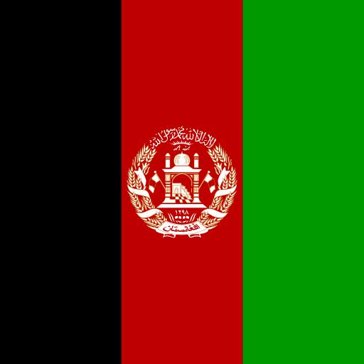 Translations between Pashto (Afgani) and English.